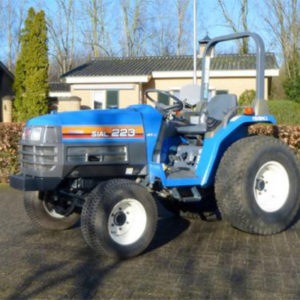 Home for Tractor verlichting